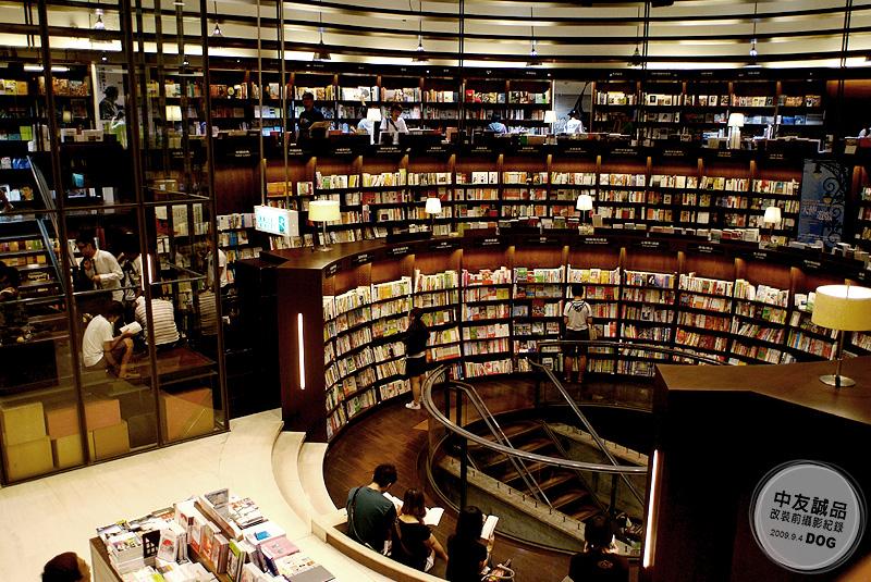 這書櫃是多少人的夢想
