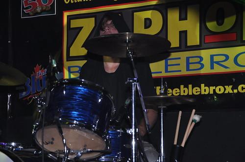 Young Galaxy at Zaphod Beeblebrox