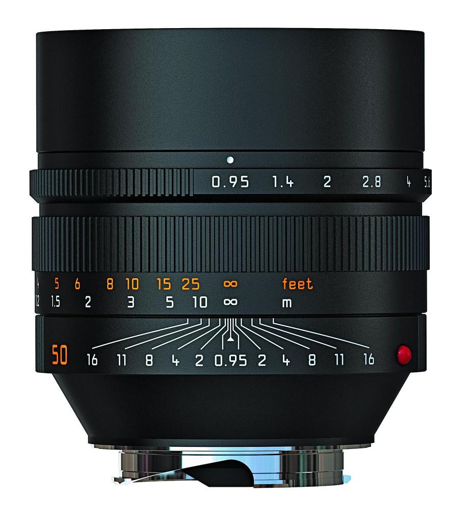 Leica Noctilux 50mm F 0.95