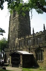 [597] St John the Baptist, Penistone (Budby) Tags: church yorkshire barnsley southyorkshire penistone