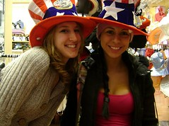 Au Pair USA: Patriotic Au Pairs (InterExchange USA) Tags: trip travel vacation baby holiday hat children kid tour child sightseeing nanny visit tourist celebration babysitter 4thofjuly caretaker childcare hostfamily aupair culturalexchange interexchange aupairusa hostchildren