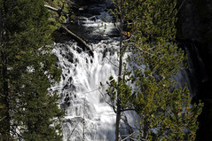 Kepler Cascades - Yellowstone NP, Wyoming (ap0013) Tags: park usa america nationalpark nikon national cascades yellowstonenationalpark yellowstone wyoming np kepler ynp wy usnationalpark wyo natlpark yellowstonenp d90 keplercascades nikond90 yellowstonewyoming