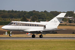 CS-DUH - NetJets Europe - Hawker Beechcraft 750 - Luton - 090925 - Steven Gray - IMG_9584