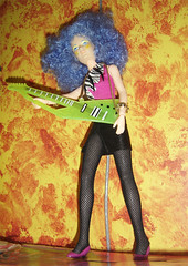 Stormer!!! she is my favourite Misfit!! (FORGET ME NOT!!!) Tags: mexico doll barbie mexican rocker jem roxy misfits hasbro iga pizzaz stormer
