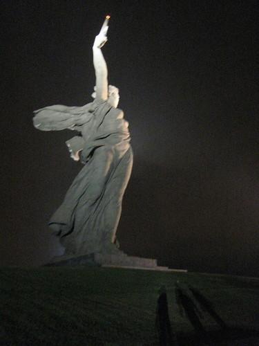 Статуя - Ника