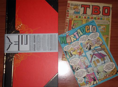 Catálogo ACME TBO Mortadelo
