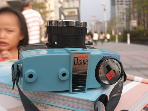 katharine娃娃 拍攝的 6Diana Mini。