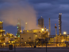 Chemical Plant 3 (tord75) Tags: light plant night texas houston chemical seabrook