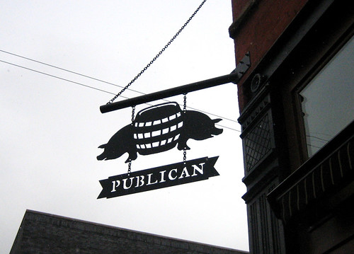 around my neighborhood : publican