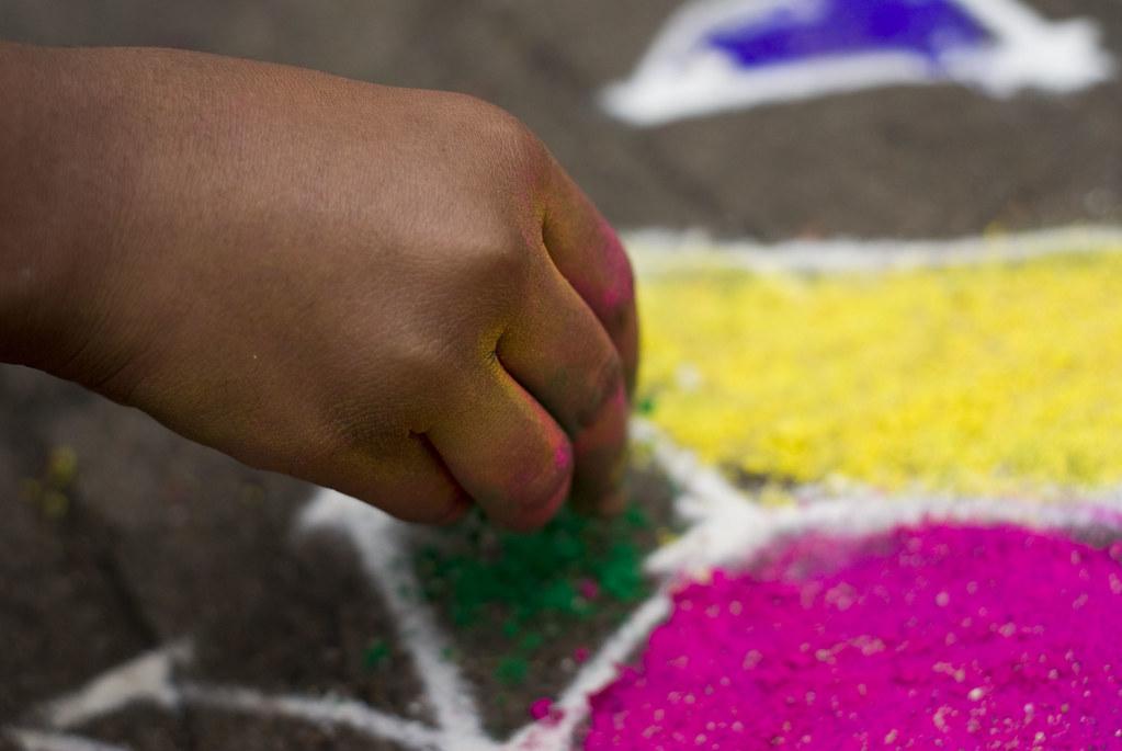 Sankrathi Chalk