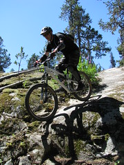 Develop your skills by joining us in BC with MTB coaching