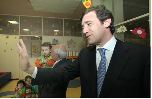 Pedro Passos Coelho visita Misericórdia de Ribeira de Pena