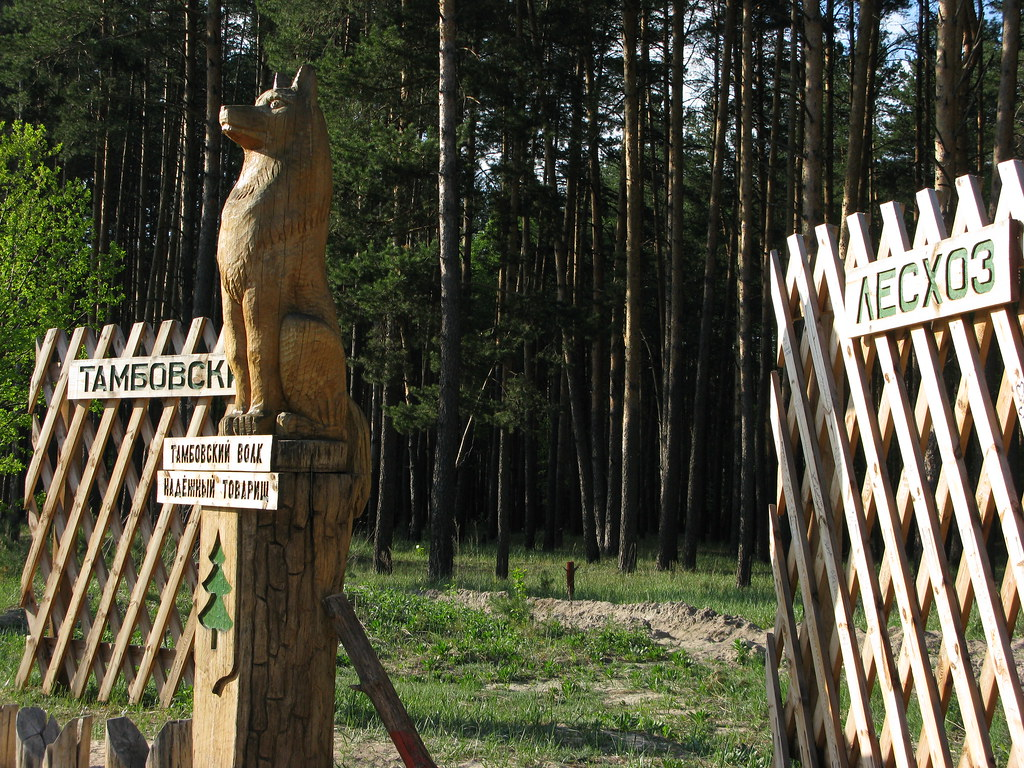 Forestry = Wolf?