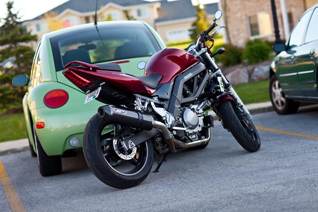 2007 Suzuki SV650 Naked - Waukesha, WI - Sportbikes.net