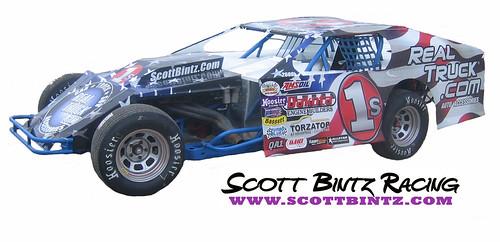 Scott Bintz Midwest Modified