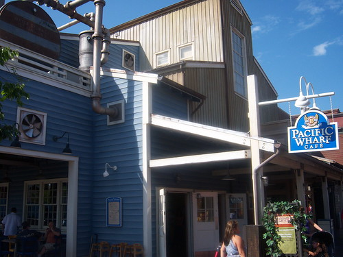 The Pacific Wharf Cafe