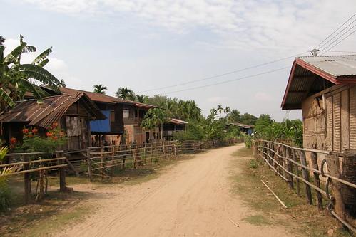 100.Don Daeng簡樸的村落