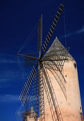 Palma Windmills - Spain (SteveMcDonaldPhotography) Tags: island spain europe mallorca majorca balearics