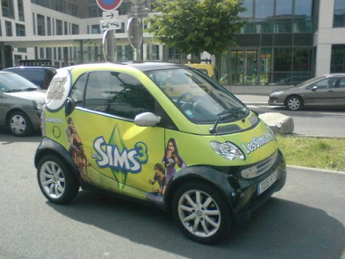 Sims 3 Smart Car by you.