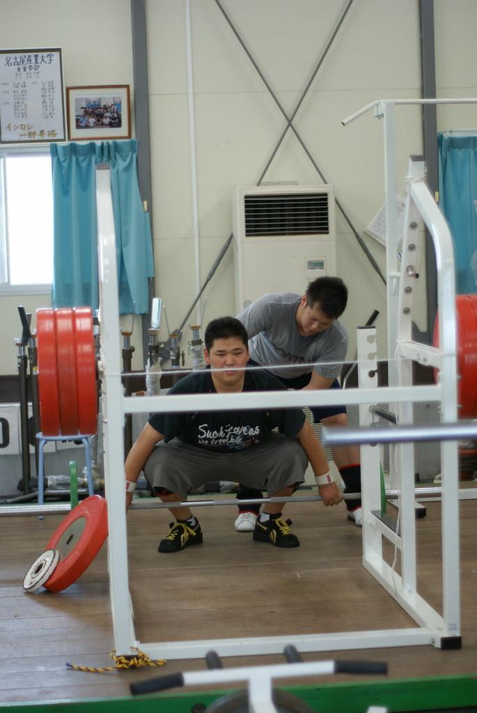 日本代表選手によるフォーム指導