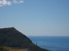 Maratea e lo Stromboli