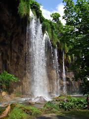Vizesés (snakeiboy) Tags: horvatorszag plitvice hegyek vizeses