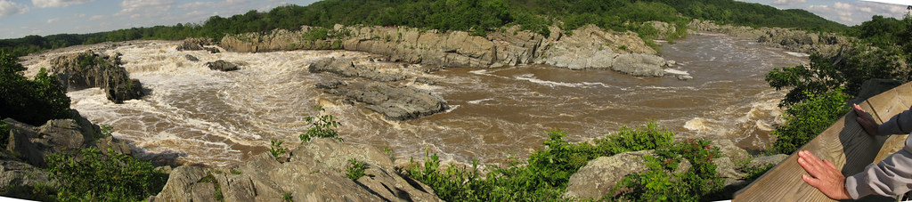 Great Falls after weeks of rain