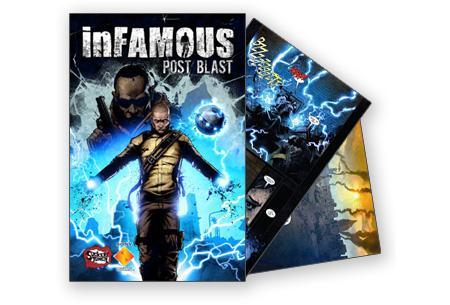 inFAMOUS : Post Blast