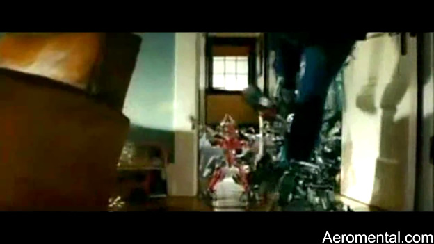 Tv Spot Transformers 2 cocina