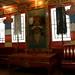 decor in the theatre