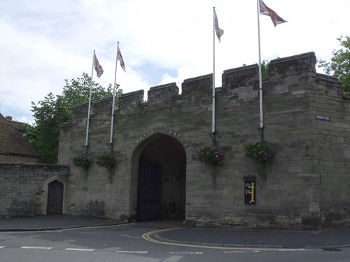 Warwick Castle Lodge, Warwick