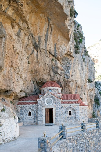 Church in the Cliff