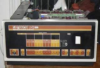 DEC PDP-8/E (1971)