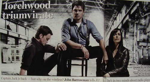 RADIO TIMES - Torchwood Radio Plays