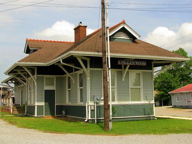 Collinwood, TN L&N Depot