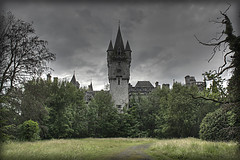 The abandoned castle deep in the forest (fuerst) Tags: castle abandoned forest belgium decay ardennen ardennes ruine urbanexploration miranda chateau schloss wald noisy burg verlassen belgien urbex gemuer verfallen wallonia wallonien superaplus aplusphoto