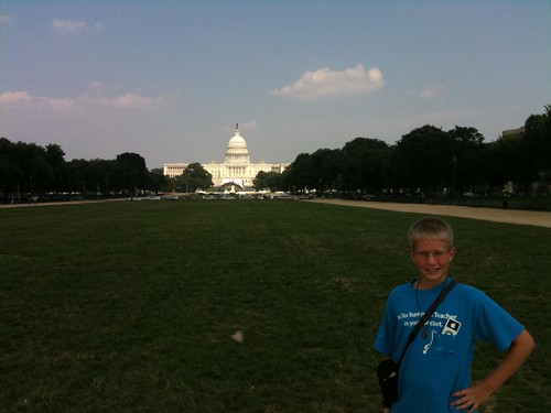 Alexander on the Mall