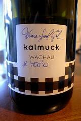 2007 Kalmuck (Gritsch) Gruner Veltliner