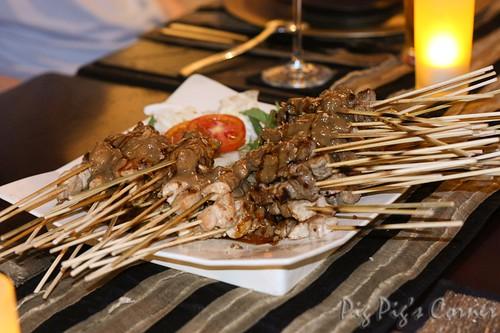 Bali Villa Ylang Ylang food 06