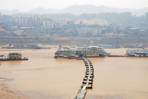 jialing river, chongqing