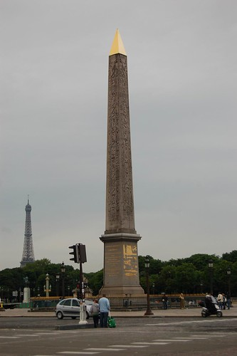 Place de Concorde, Paris 巴黎 協和廣場