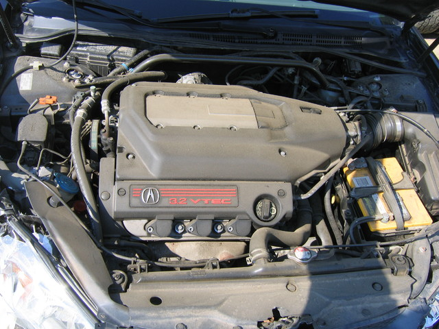 2002 Acura TL type S 3.2L engine