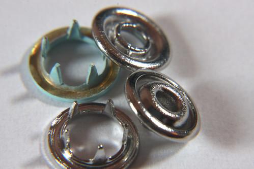 Snap Parts Close-Up