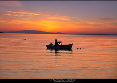 Morning Glory (tolis*) Tags: sea summer sunrise canon island dawn boat fisherman bravo aegean greece tamron chios 50d eos50d mywinners tolis     alemdagqualityonlyclub flioukas saariysqualitypictures 18270vc