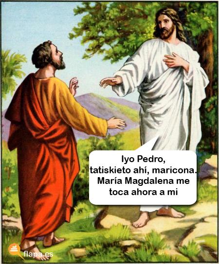 jesucristo maría magdalena
