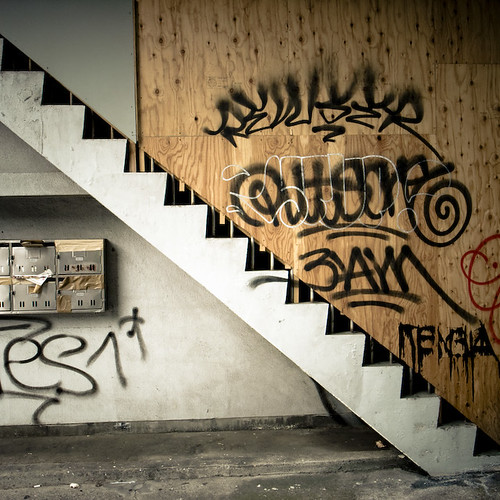 Tags and Stairs