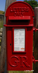 Older than your average postbox