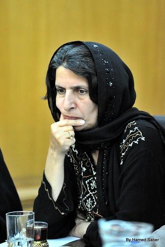 Mother of Martyr Sohrab