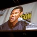 Denzel Washington on the Book of Eli panel at the Warner Brothers Presentation at San Diego Comic-Con International