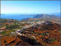 Santorini is a piece of paradise